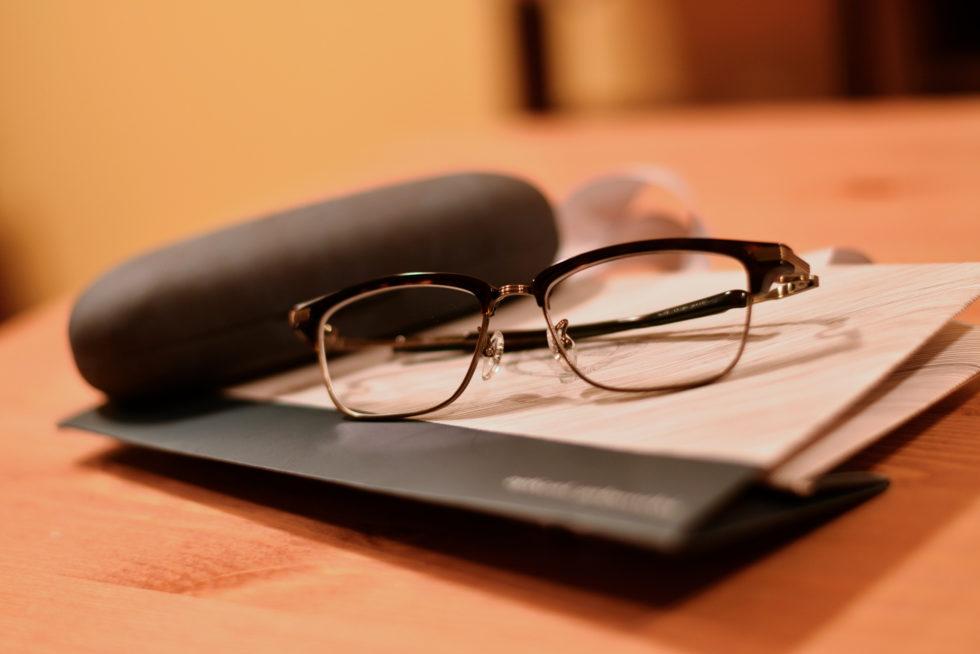メガネパパのメガネ999.9