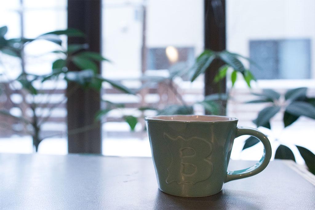 BESSのマグカップ