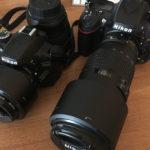 【カメラ選び】これから買うなら一眼レフよりミラーレス!?