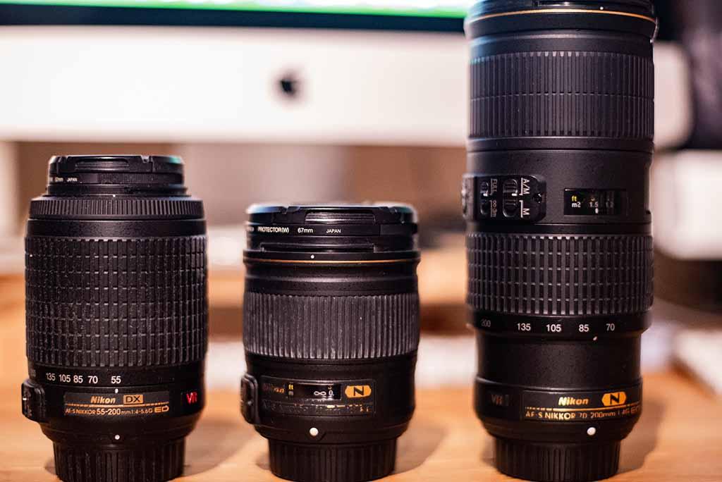 【パパカメラ】レンズはここを見て選べ!F値と焦点距離をチェック
