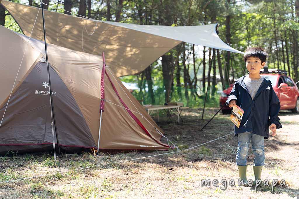 【キャンプ】パパ・ママにオススメファミリーテントはこれだ!