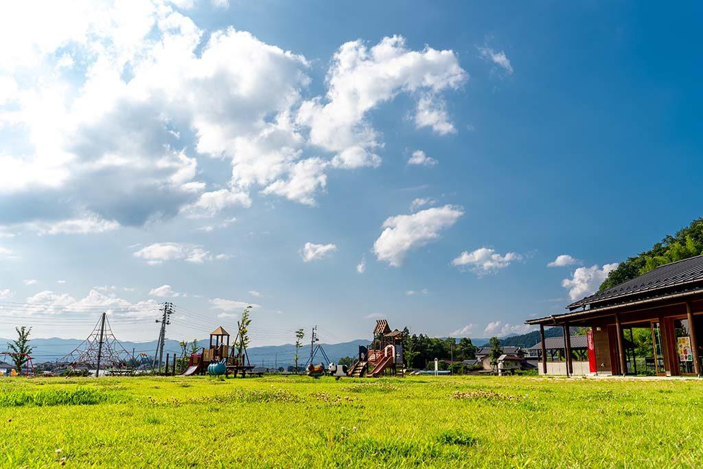 ローアングルからの写真(三脚)